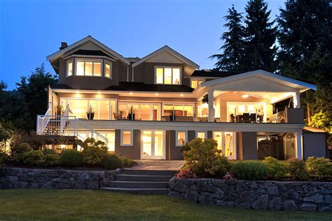 Asian House Designs And Floor Plans by 975 Leyland Street West Vancouver Homes And Real Estate
