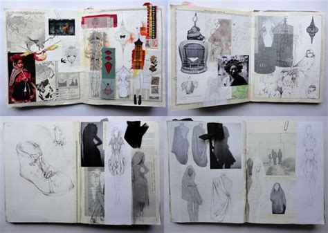 design inspiration textiles exles textiles and fashion design sketchbooks 20 inspirational