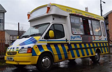 ice cream van  run  sale  pollok glasgow gumtree