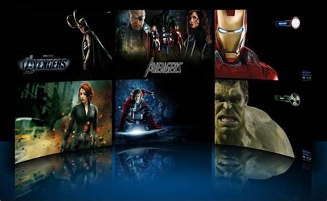 Avengers Theme Download For Pc | the avengers theme for windows 7