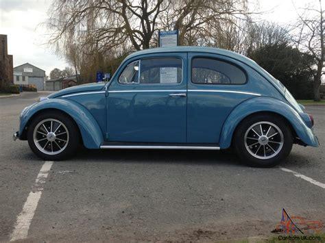 volkswagen bug blue 1962 volkswagen beetle blue