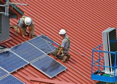 installare un tetto fotovoltaico tutte le info idee green
