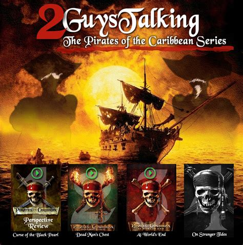 the pirates of the caribbean series pirates of the caribbean series from 2guystalking an