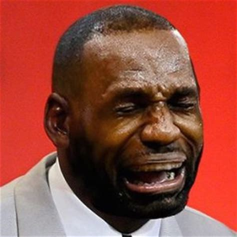 Lebron Crying Meme - crying jordan who the internet launches crying lebron in