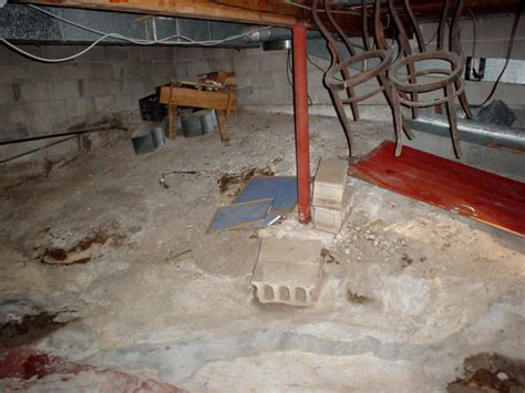 waterproofing basements with dirt floors walls