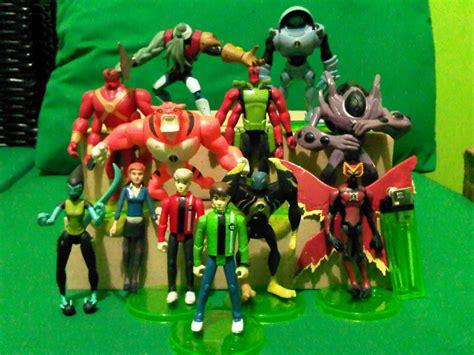 Mainan Figure Kw Superior Tinggi 7 Inch jual mainan figure ben ten 10 swarm set isi 12 mainan toys bandung