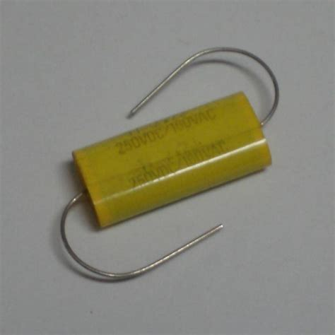 2 2uf capacitor capacitor 2 2uf 250v 20 axial capacitors electronics