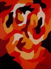 Arts: Hernando Ocampo's Painting:The Contrast Hernando Ocampo The Resurrection