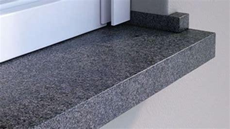 Fensterbank Granit Innen by Fensterbank Systeme Wigastone 174 Natursteinsysteme Heinze De