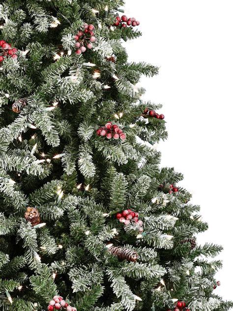 hawthorne fir designer artificial christmas trees