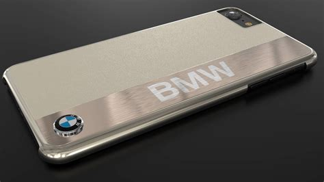 bmw 174 apple iphone 7 official m5 touring g power leather chrome limited edition back cover