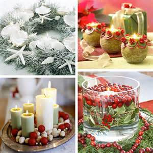 happy christmas christmas candles decorating ideas