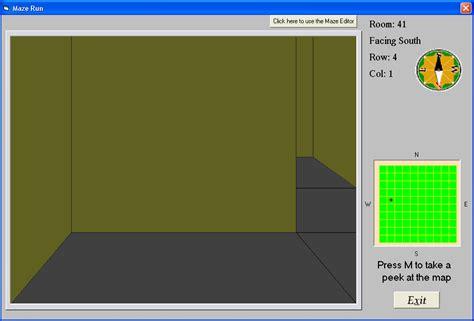 imagenes 3d en visual basic estad 237 sticas del c 243 digo juego del laberinto en 3d