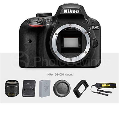nikon d3400 and xpix accessories deluxe accessory bundle mjb tech