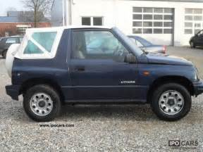 Suzuki Convertible 4x4 For Sale 1996 Suzuki Vitara 4x4 Convertible Outdoors Car Photo