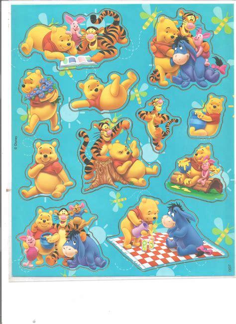 wallpaper dinding kamar winnie the pooh jual wall sticker wallpaper stiker winnie the pooh