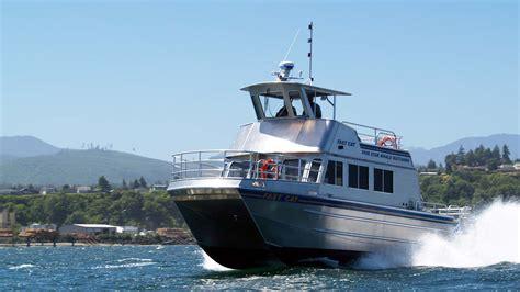 catamaran outboard passenger armstrong marine usa inc