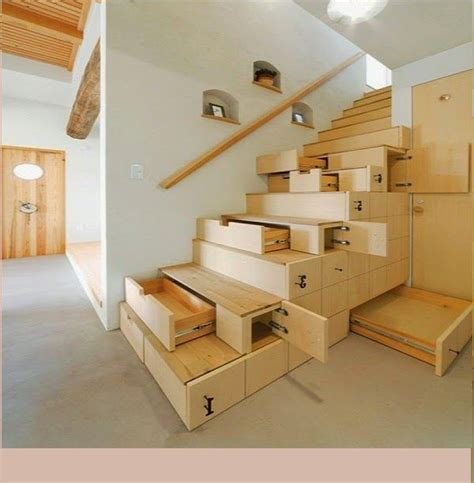 Space Saving Stairs Design 65 Best Space Saving Staircase Ideas Images On Pinterest Home Ideas My House And Stair Storage