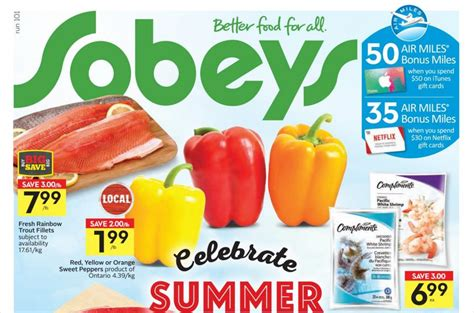 Get Netflix Gift Card Canada - sobeys ontario bonus air miles offer on itunes and netflix gift cards canadian