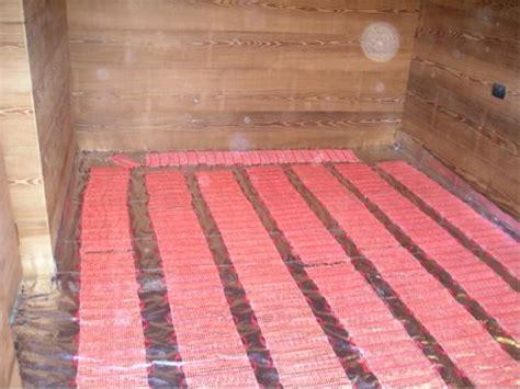 pavimento radiante elettrico riscaldamento elettrico a pavimento