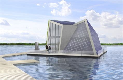 state of the art house designs german scientists design state of the art floating home