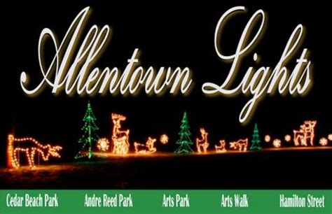 allentown lights in the parkway city hosting allentown lights gt allentownpa gov