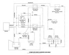 mtd 13a 325 190 yard bug 1999 parts diagram for wiring