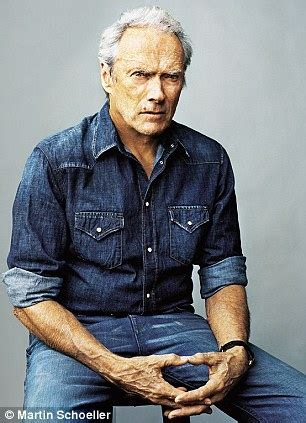 clint eastwood at 80: 'a school reunion? there wouldn't be
