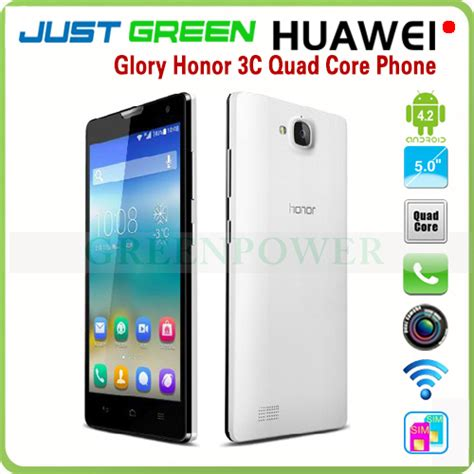 Huawei Honor 3c H30 8gb original huawei honor 3c h30 u10 3g smartphone android 4 2