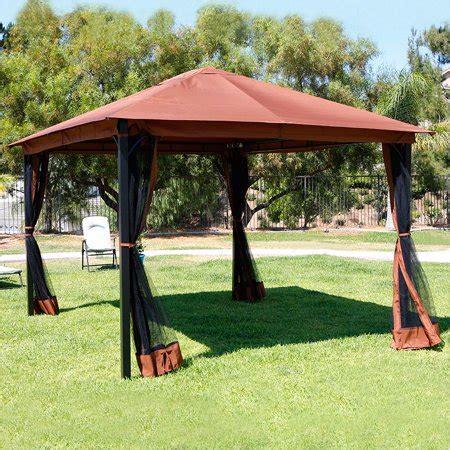 backyard canopy gazebo 10 x 12 outdoor backyard regency patio canopy gazebo