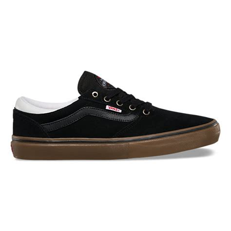 Vans Gilbert Crockett Pro Denim Black Gum Premium Icc 1 gilbert crockett pro shop skate shoes at vans