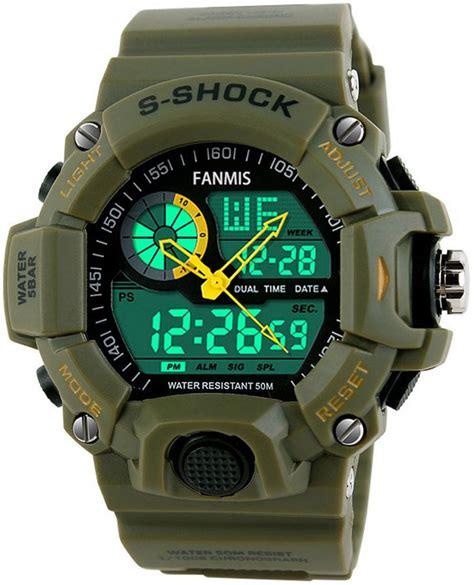 5 11 tactical dualtime free senter chronograph watches montre s shock digital