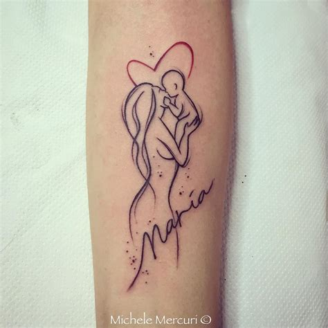 Imagenes Tatuajes Hijos | amor de madre e hijo tatuajes para mujeres