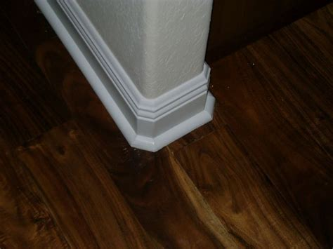 How To Cut Floor Tiles Around Corners by 17 Best Images About Floor Moldings On