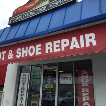 shoe repair san antonio cobblestone shoe hospital 21 photos 19 reviews