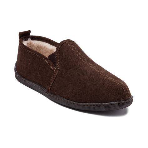 romeo house slippers mens minnetonka romeo slipper