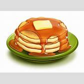 Pancake clipart...