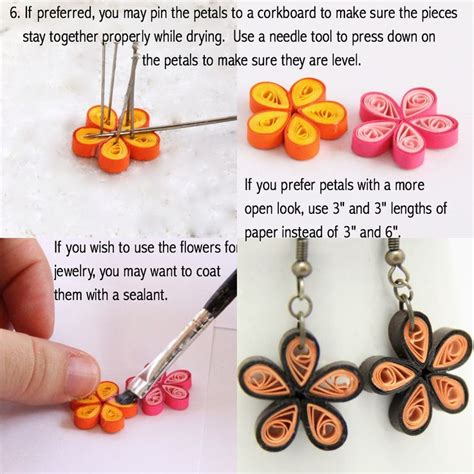quilling earrings tutorial dailymotion 489 best images about quilling tutorials videos