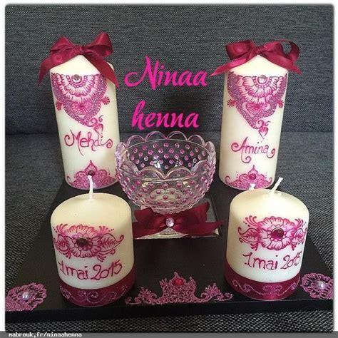Ninaa Henna Henna, décorations bougies baptême,mariage  lyon