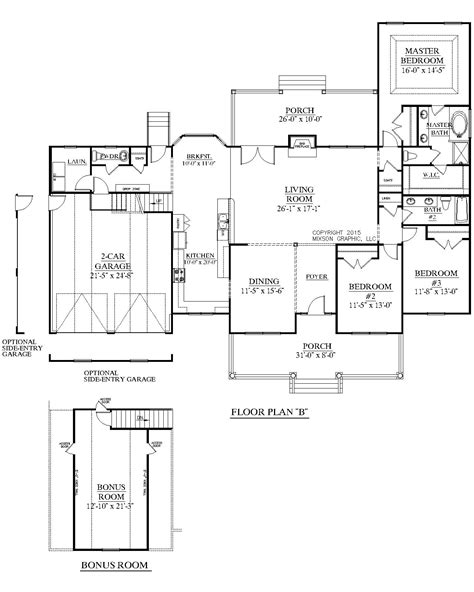 house plans with large laundry room houseplans biz house plan 2248 b the britton b