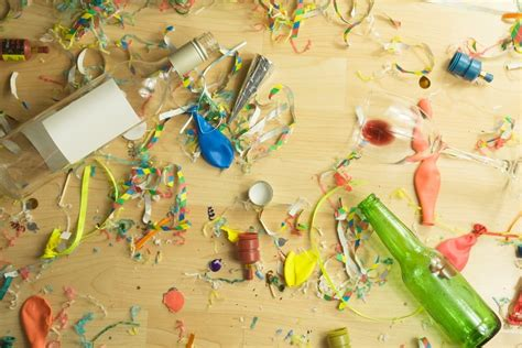 party clean 5 tips for the big christmas party clean up