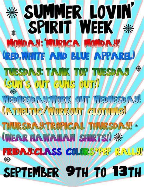 spirit day ideas 25 best spirit week ideas on spirit day ideas