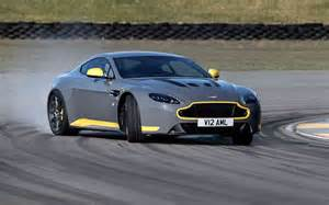 Aston Martin Automatic Transmission 2016 Aston Martin V12 Vantage S Gains Manual Transmission