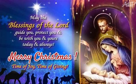 blessings   lord  christmas  merry christmas wishes ecards