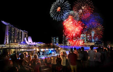 new year celebration in singapore 2018 where to celebrate new year s in asia travel