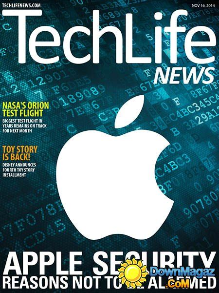 Techlife News Magazine November 30 Techlife News 16 November 2014 187 Pdf Magazines