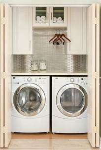 Small Laundry Room Storage Ideas Small Utility Room Home Garden Design