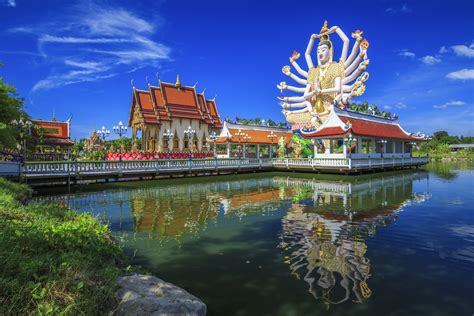 surat thani  gem filled  wonders  southern