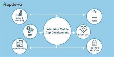 enterprise mobile apps enterprise mobile app development practices company
