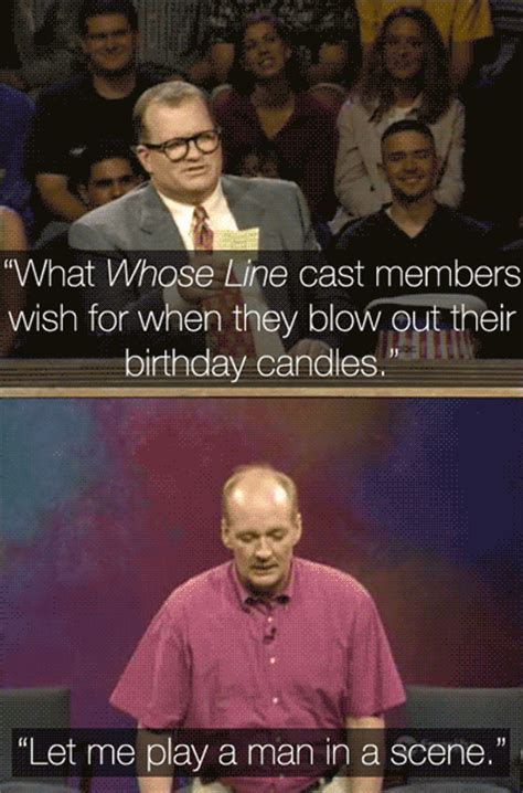Whose Line Is It Anyway Meme - whose line is it anyway